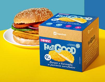 FAST GOOD - Superdrob | Branding | Packaging