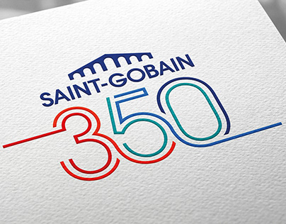 SAINT-GOBAIN 350 - Branding