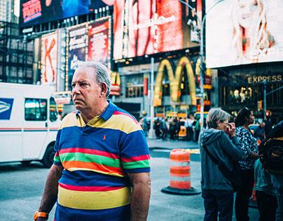 NEW YORK FUCKIN' CITY