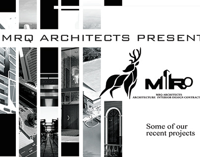 Some of our architecture projects