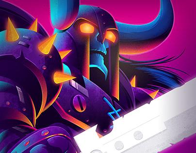 Metallica Tour Poster