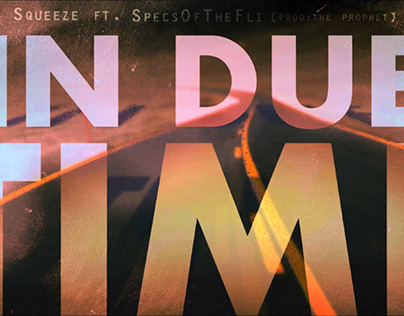 Music Artwork - In Due Time