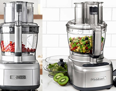 Cleaning Your Food Processor