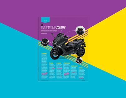 Revista Auto Esporte - Seção Ignição