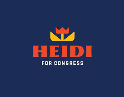 Heidi for Texas