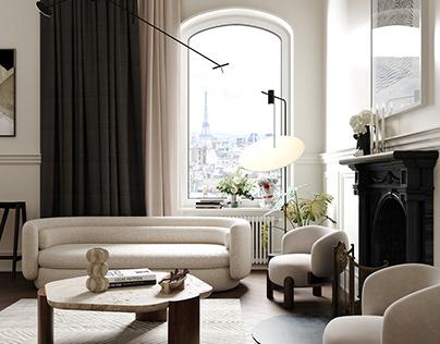 Vaugirard Residence I- Interior Design