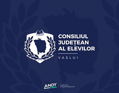 CJE Vaslui   Logo Design