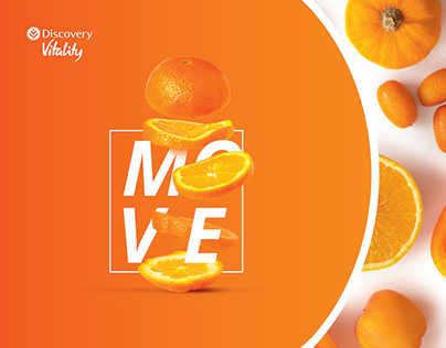Discovery Vitality Move 2018 - In-store collateral