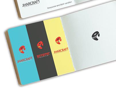 JHARCRAFT | ReBranding | Logo, Signange and Packaging