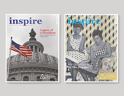 Inspire – Magazine Design