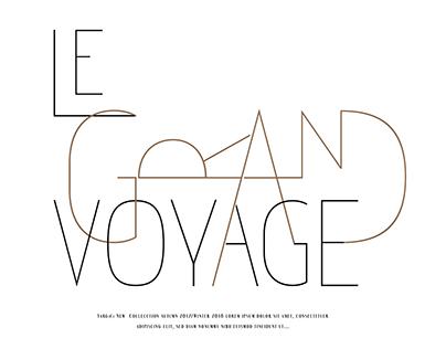 Art Deco Typography
