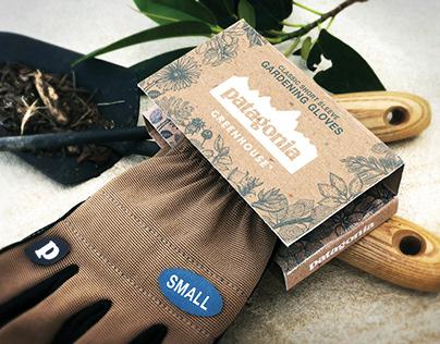 Patagonia Gardening Glove Packaging
