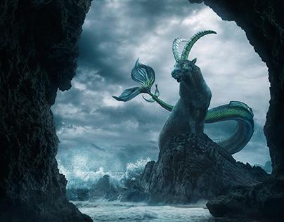 Capricornus, The Sea Devil