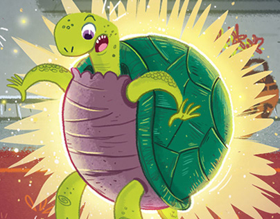 Storytime Magazine: Tortoise's New Home