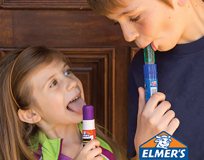 Elmer's Glue Advertisements