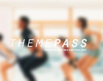 Themepass mobile app