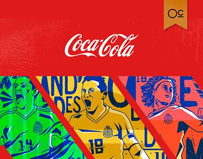 Coca-Cola Rusia 2018