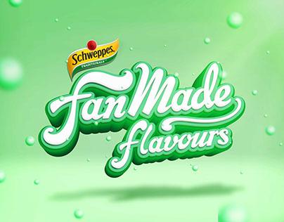 Schweppes Fan-Made Flavours