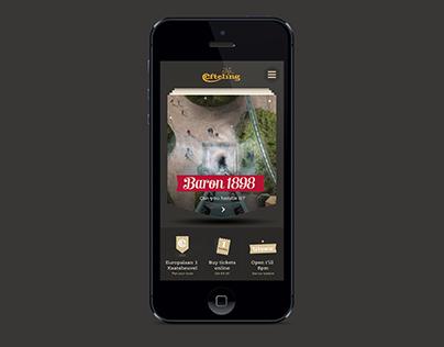 Efteling site concept