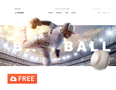 NITRO N-SPORT - Sports niche eCommerce dedicated theme