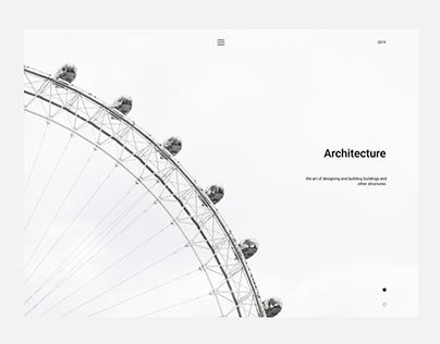 Architecture - Website.