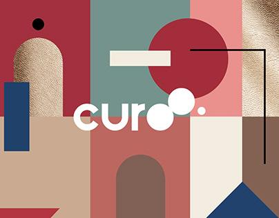 BRANDING + DESIGN | CUROO.