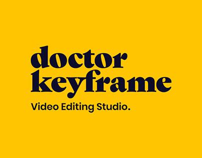 Dr. Keyframe Video Editing Studio REEL