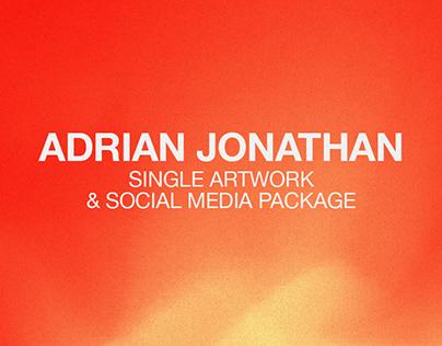 Adrian Jonathan • Single Artwork