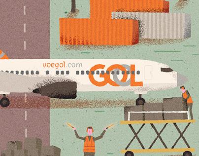 GOL In-flight Magazine
