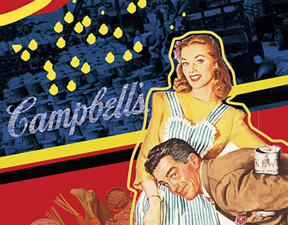 Poster of Campbell's Vegetable Soup