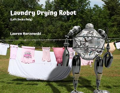 Laundry Drying Robot (Left Socks Only)