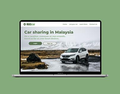 Web Design Login page