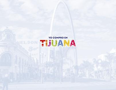Yo compro en Tijuana, campaña publicitaria