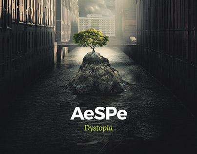 AESPE - Album Cover Design