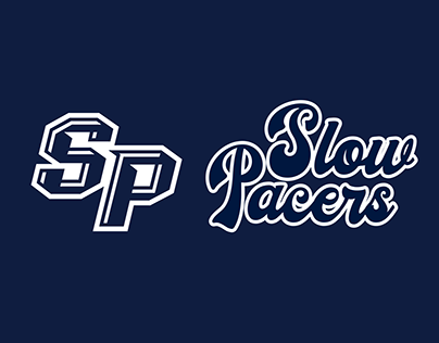 Slow Pacers - Basketball Team Identity