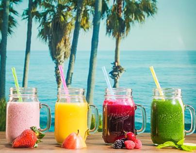 Recipe - Summer Smoothies