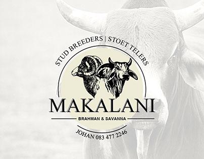 MAKALANI Logo Design