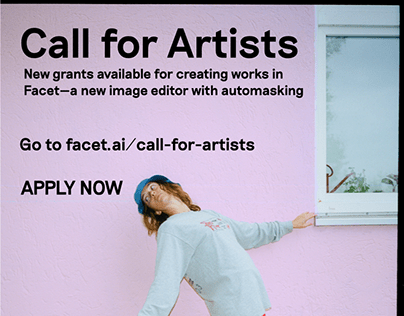 Call for Artists: Grants available