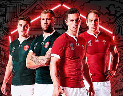 Wales Rugby World Cup Kit 2019