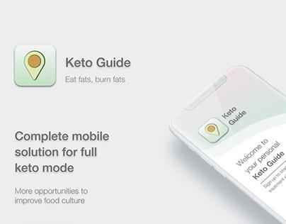 Keto Guide App