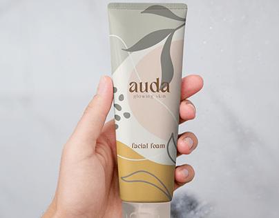AUDA naming & packaging