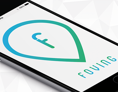 FOVING - Mobile App Icon Design