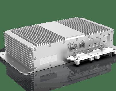 Aluminium Dissipating Enclosure
