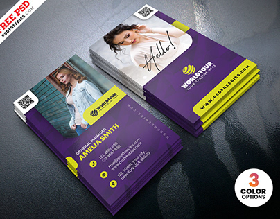 Creative Business Card PSD