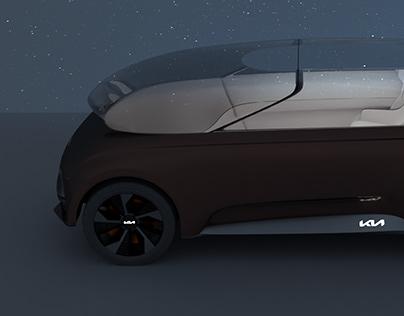 KIa EV-X Concept