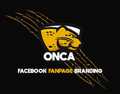 Onca Gaming - Fanpage branding