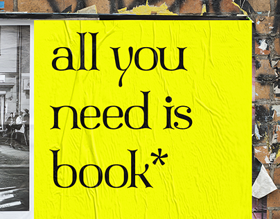 NEED YOUR BOOK POSTERS