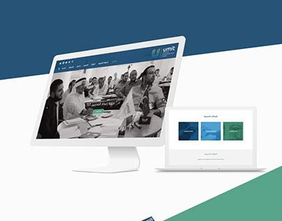 Umit-tdc.com | Website Design