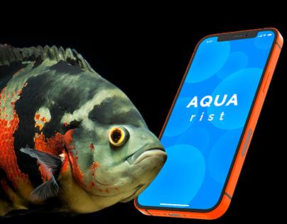 Мобильное приложение по уходу за аквариумом