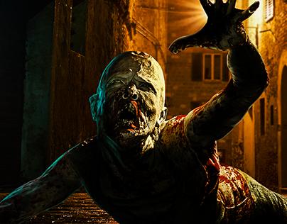 3D Zombie in Adobe Fuse CC